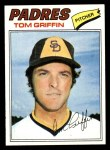 1977 Topps #39  Tom Griffin  Front Thumbnail