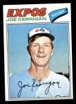 1977 Topps #341  Joe Kerrigan  Front Thumbnail