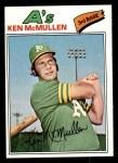 1977 Topps #181  Ken McMullen  Front Thumbnail