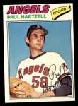 1977 Topps #179  Paul Hartzell  Front Thumbnail