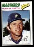 1977 Topps #14  Tommy Smith  Front Thumbnail