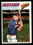 1977 Topps #206  Boog Powell  Front Thumbnail