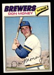 1977 Topps #79  Don Money  Front Thumbnail
