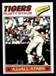 1977 Topps #420  Rusty Staub  Front Thumbnail