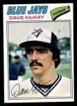 1977 Topps #377  Dave McKay  Front Thumbnail