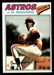1977 Topps #260  J.R. Richard  Front Thumbnail