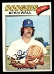 1977 Topps #88  Stan Wall  Front Thumbnail