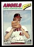 1977 Topps #91  John Verhoeven  Front Thumbnail