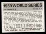 #  57  1959 Dodgers/Wh.Sox  (Duke Snider) - 1971 Fleer World Seri Back Thumbnail
