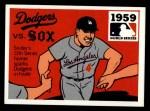 #  57  1959 Dodgers/Wh.Sox  (Duke Snider) - 1971 Fleer World Seri Front Thumbnail