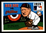 #  13  1915 Red Sox/Phillies  (Grover Alexander) - 1971 Fleer Wor Front Thumbnail