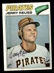 1977 Topps #645  Jerry Reuss  Front Thumbnail