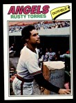 1977 Topps #224  Rusty Torres  Front Thumbnail