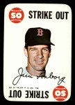 1968 Topps Game #14  Jim Lonborg  Front Thumbnail