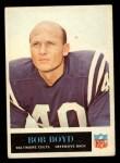 1965 Philadelphia #3  Bob Boyd  Front Thumbnail