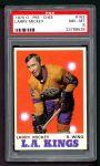 1970 O-Pee-Chee #162  Larry Mickey  Front Thumbnail