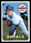 1969 Topps #558  Tom Burgmeier  Front Thumbnail