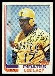 1982 Topps #752  Lee Lacy  Front Thumbnail