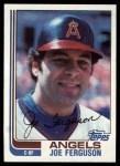 1982 Topps #514  Joe Ferguson  Front Thumbnail