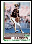 1982 Topps #407  Dan Boone  Front Thumbnail