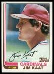 1982 Topps #367  Jim Kaat  Front Thumbnail