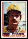1982 Topps #295  Jason Thompson  Front Thumbnail