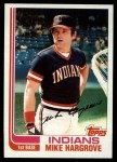 1982 Topps #310  Mike Hargrove  Front Thumbnail