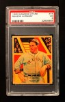 1935 Diamond Stars #44  Rogers Hornsby   Front Thumbnail