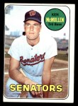 1969 Topps #319  Ken McMullen  Front Thumbnail
