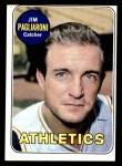 1969 Topps #302  Jim Pagliaroni  Front Thumbnail