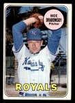 1969 Topps #508  Moe Drabowsky  Front Thumbnail