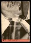 1969 Topps #432   -  Bob Gibson All-Star Back Thumbnail