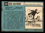 1964 Topps #53  Lewis McFadin  Back Thumbnail