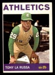 1964 Topps #244  Tony La Russa  Front Thumbnail