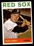 1964 Topps #329  Russ Nixon  Front Thumbnail