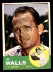1963 Topps #11  Lee Walls  Front Thumbnail