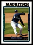 2005 Topps #486  Bobby Madritsch  Front Thumbnail