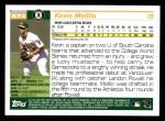 2005 Topps #674  Kevin Melillo  Back Thumbnail