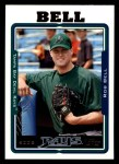 2005 Topps #619  Rob Bell  Front Thumbnail