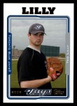 2005 Topps #398  Ted Lilly  Front Thumbnail