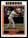 2005 Topps #103  Jay Gibbons  Front Thumbnail