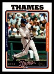 2005 Topps #507  Marcus Thames  Front Thumbnail