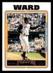 2005 Topps #391  Daryle Ward  Front Thumbnail