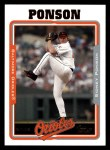 2005 Topps #153  Sidney Ponson  Front Thumbnail