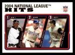 2005 Topps #344   -  Juan Pierre / Mark Loretta / Jack Wilson Leaders Front Thumbnail