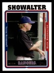 2005 Topps #295  Buck Showalter  Front Thumbnail