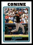 2005 Topps #579  Jeff Conine  Front Thumbnail