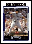 2005 Topps #410  Joe Kennedy  Front Thumbnail