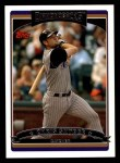 2006 Topps #14  Chris Snyder  Front Thumbnail
