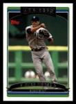 2006 Topps #8  Mike Morse  Front Thumbnail